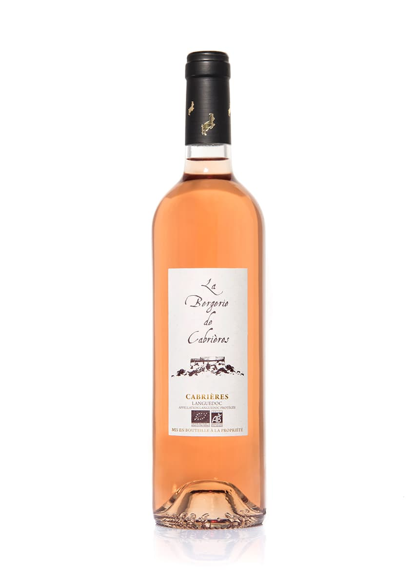 Estabel - Bergerie Cabrières rosé