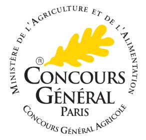 Récompenses au Concours Général Agricole de Paris 2018