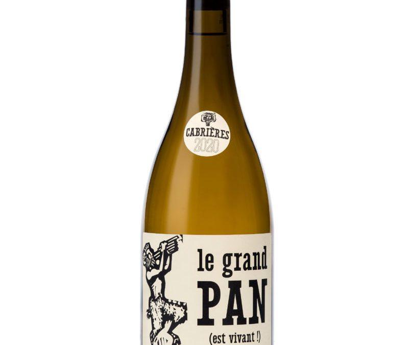 Le Grand PAN blanc (Vin Bio) Clairette du Languedoc Cabrières