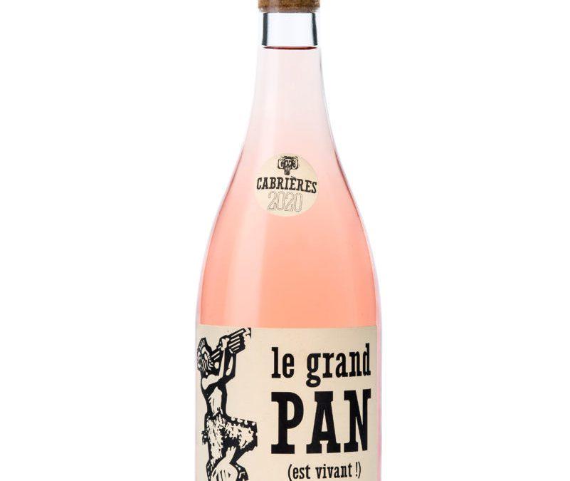 Le grand Pan rosé (Vin bio) AOP Languedoc Cabrières