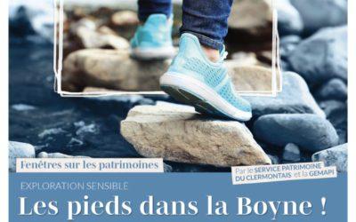 Les pieds dans la Boyne !