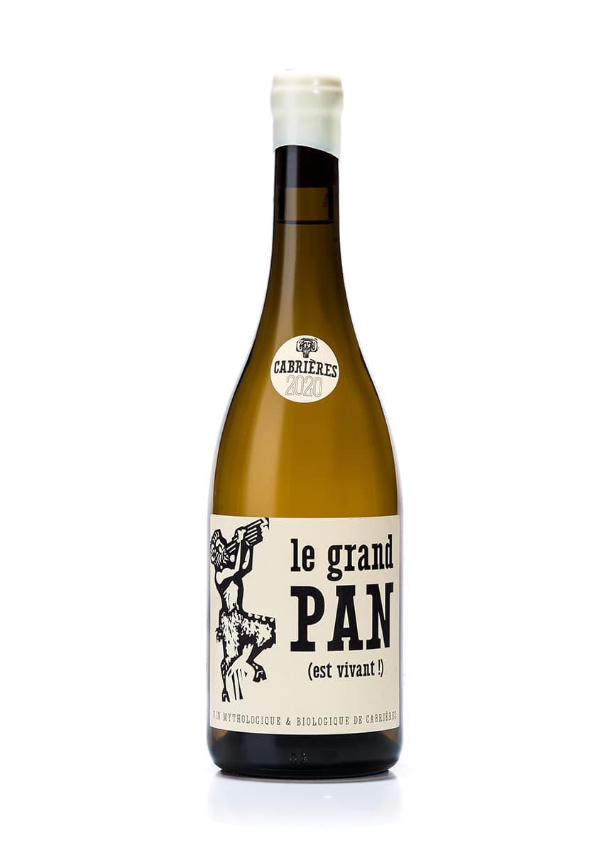 Estabel - Le Grand Pan blanc