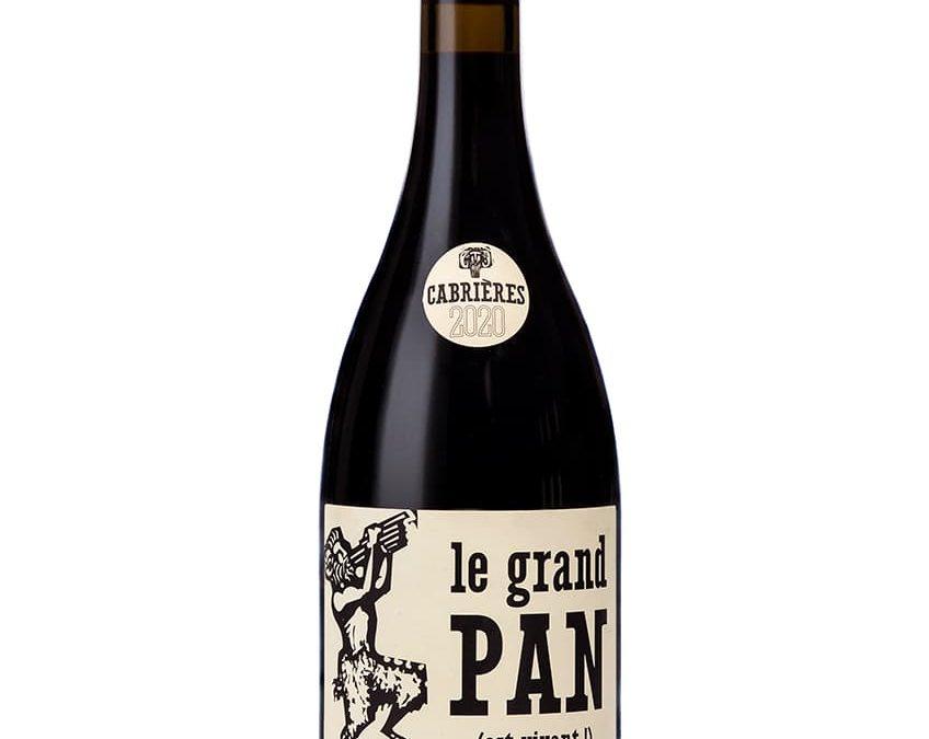 Le Grand Pan rouge (Vin bio) AOP Languedoc Cabrières