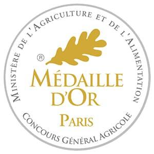 Estabel - médaille d'or CGA Paris